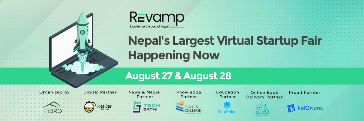 Nepal's Largest Virtual Event