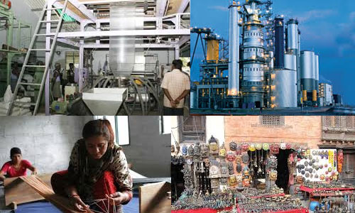 Role of Small, Medium and Large Scale Industry for Economic Development