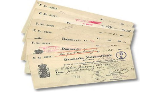 Rules of Issuing a Cheque