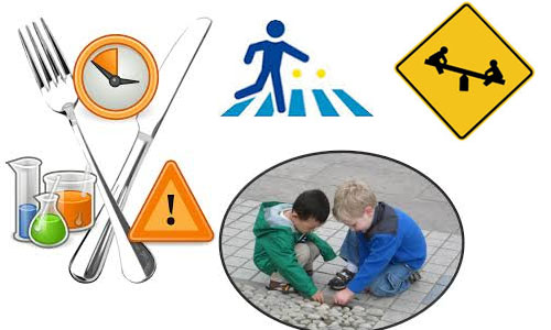 Management of Safe Home, Courtyard, Road and Play Ground