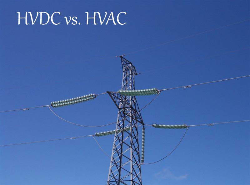 Comparison of HVDC And HVAC Transmission