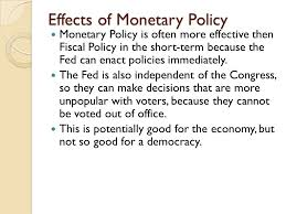 Effect of Monetary Policy, Fiscal Policy and Monetray-Fiscal Policies Mix on Equilibrium Income