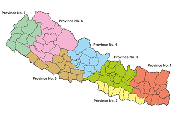Federal States of Nepal