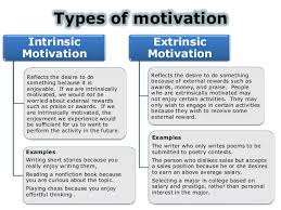 Concept, Types and Importance of Motivation