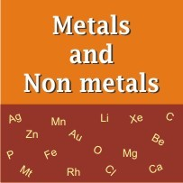 Reactivity of Metals and Non- Metals