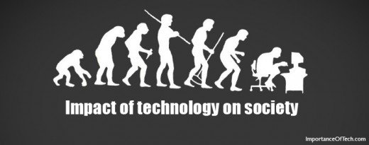 MAN , TECHNOLOGY AND SOCIETY