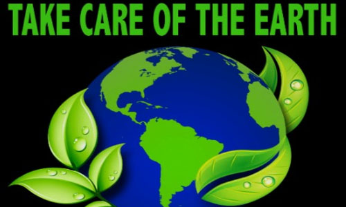 Major Programmes and Local Efforts for Caring of Earth