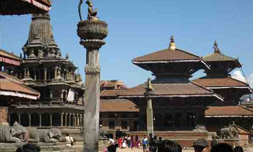 Cultural Heritages of Nepal