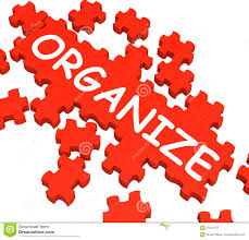 Concept and Principle of Organizing