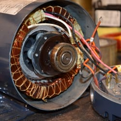 Service Type of Electric Motor