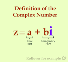 addition subtraction multiplication and division of complex numbers