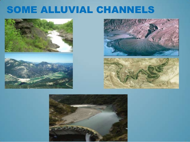DEFINITION OF ALLUVIAL CHANNEL , SHEAR STRESS DISTRIBUTION ON THE CHANNEL BOUNDARY  AND INCIPIENT MOTION