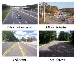 INTRODUCTION TO TRANSPORTATION PLANNING(CLASSIFICATION OF ROADS)