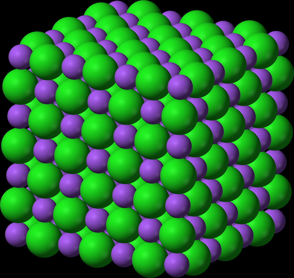 Atomic structure, bondings and crystals