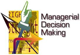 Types of Managerial Decision