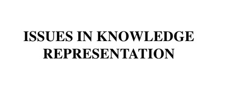 Issues in Knowledge Representation