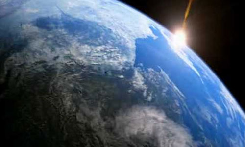 Earth as A Living Planet