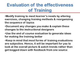 Evaluation of Training Effectiveness,Training practices in Nepalese organization