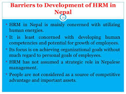Human Resource Management in Nepal