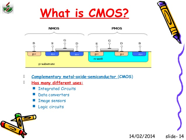 CMOS And Its Characterstics