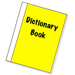 Searching words in a Dictionary