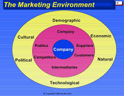 Meaning and scope of marketing environment , micro environment variables