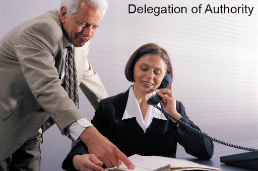 Principle and Barriers of Delegation of Authority
