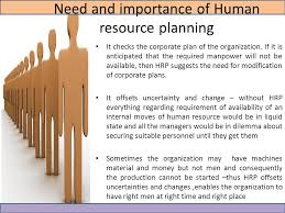 Concept, Characteristics and Importance of Human Resources Planning