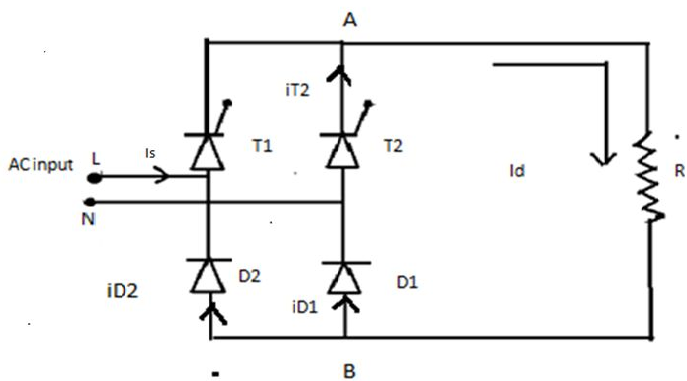 Single Phase Semi-Converter And Full Converter