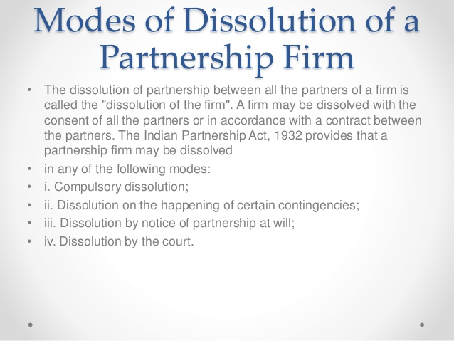 Concept and Characteristics of Partnership Firms