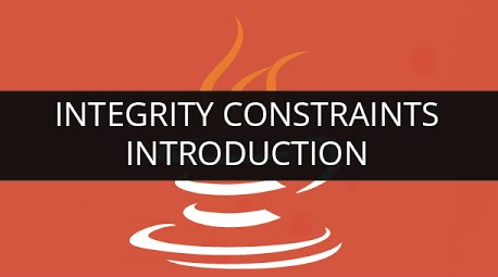 Integrity Constraints and Domain Constraints
