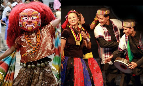 Our Classical and Folk Dances