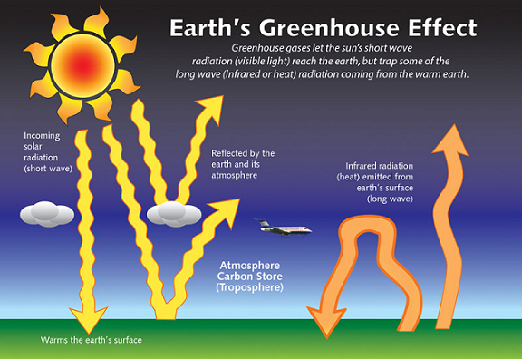 Control of ozone depleting substances in Nepal and cause, effect of Greenhouse gasses
