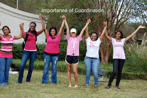 Importance and Principle of Co-ordination