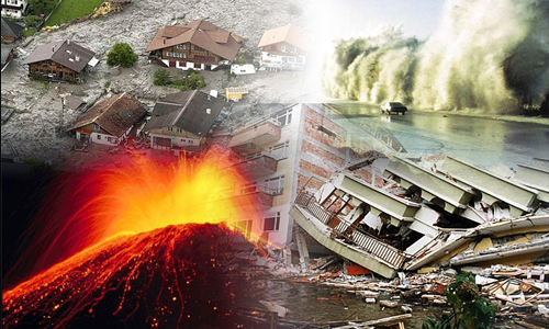 Disaster and Disaster Management
