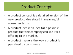 Concept And Levels of Product And Product Classification