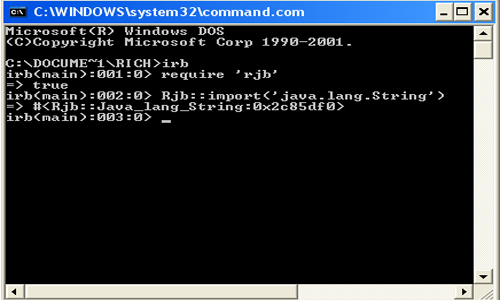 Internal and External Commands Used in MS-DOS