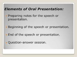 Public Speaking and Oral Reporting 1