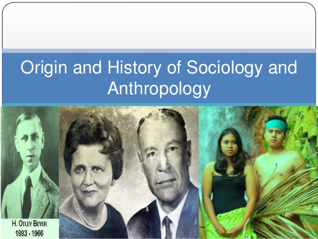 Key Figures in the History of Sociology