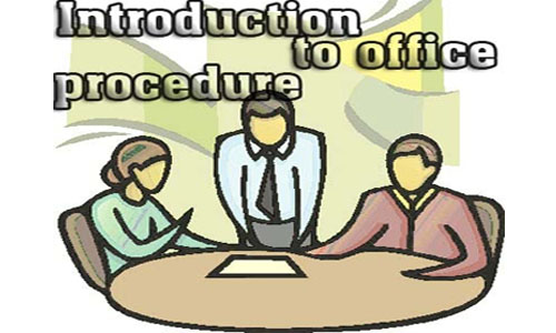Office Procedure