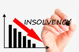 Meaning and procedure of insolvency of company