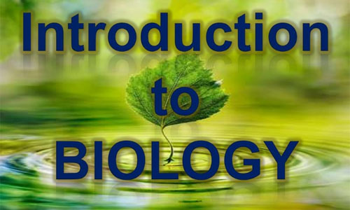 Introduction and Scopes of Biology