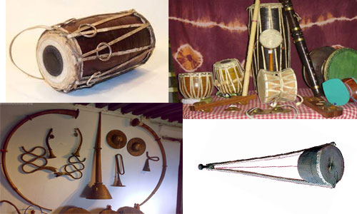 Folk Musical Instrument of Nepal