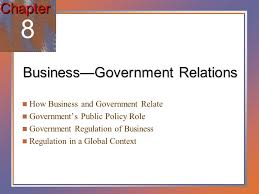 Business-government Relations, Risk of Nepalese Political Environment