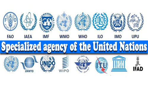 Specialized Agencies of The UN