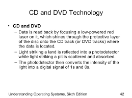 Comparison between CD and DVD,cache memory and external memory devices