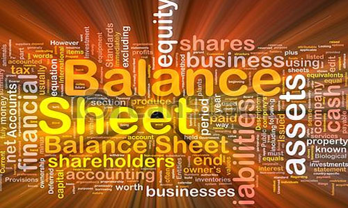 Items Included in Balance Sheet