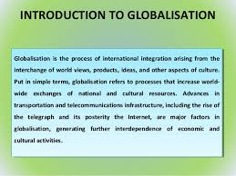 Concept of Globalization and International Business, Factors Affecting Globalization