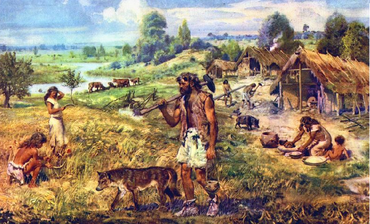 Brief history of human civilization and development