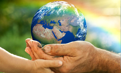 Need of Caring for the Earth